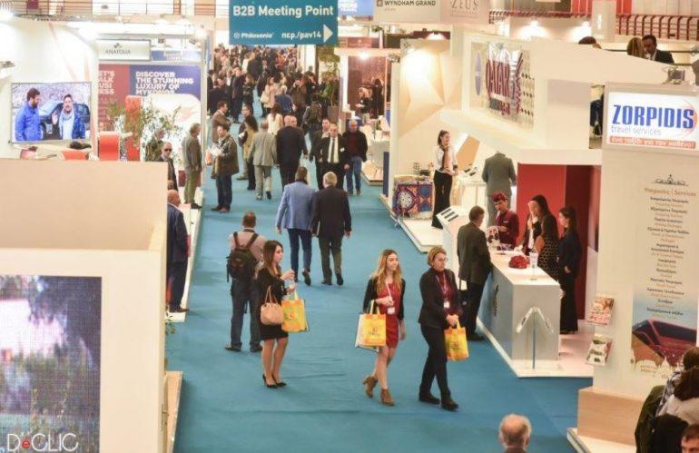 Η Infologic συμμετέχει στην έκθεση Athens International Tourism Expo